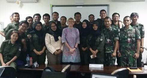 Indonesia class